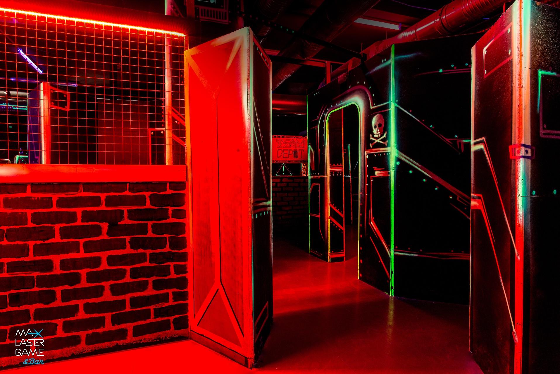Lasergame Prague
